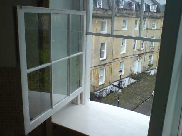 Window Sash Hinged Window Sash